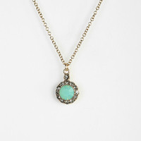 Greenwich Gem Necklace-