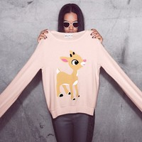 Wildfox 'Little Helper' Vintage Sweater | Nordstrom