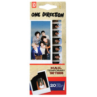 One Direction Nail Tattoos - Buy from Prezzybox.com