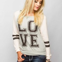 Love Colorblock Fleece
