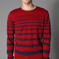 Ben Sherman Striped Crew Sweater