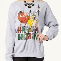 Lion King Sweatshirt | Get Graphic | rue21