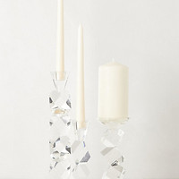 Crystal Ladder Candle Holders