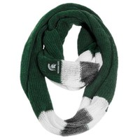 Michigan State Spartans Ladies Lightweight Infinity Scarf - Green