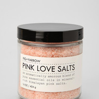 Fig + Yarrow Pink Love Bath Salts - Urban Outfitters