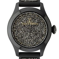 TOYWATCH 'Glitter' Silicone Strap Watch, 38mm | Nordstrom