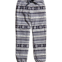 Fleece trousers - from H&M