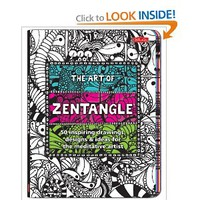 The Art of Zentangle: 50 inspiring drawings, designs & ideas for the meditative artist [Paperback]