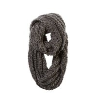 AERIE SPARKLE KNIT LOOP SCARF