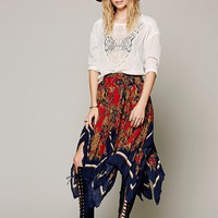 Floral Fly Away Skirt