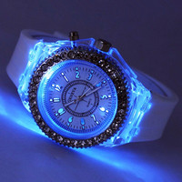 LED Light Up Watch (1020D)