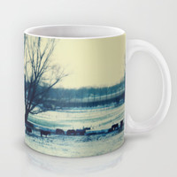 Winter  - JUSTART © Mug by JUSTART