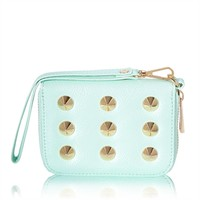 Top Choice Juniors Studded Wallet at Von Maur