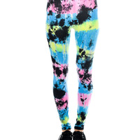 Tie Dye or Die Leggings