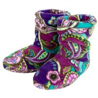 Fleece Slipper Boot | Vera Bradley
