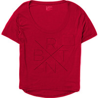Jasmine Scoop Neck Pocket T Shirt | Burton Snowboards