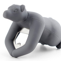 Kikkerland Design Inc » Products » Bear Bottle Opener