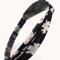 Flower Power Headwrap