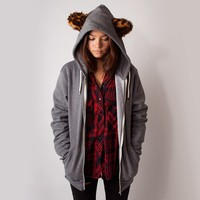 Animal Hoodies