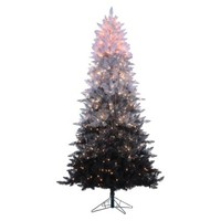 7.5' Pre-Lit Spruce Tree - Clear Lights