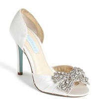 Blue by Betsey Johnson 'Gown' Sandal | Nordstrom