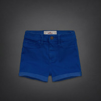 Hollister Super High Rise Short-Shorts