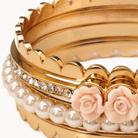Femme Bangle Set