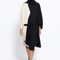 Totokaelo - Electric Feathers Daren Cape - $768.00