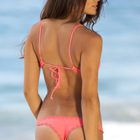 The Girl and The Water - Posh Pua 2014 - Hala Bikini Bottom Sunset - $76