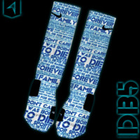 Doernbecher 5 Custom Nike Elite Socks | Rock 'Em Apparel