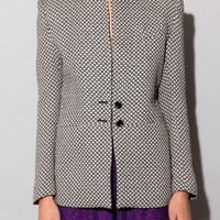 Cross print blazer [Mal4724] - $498.00 : Pixie Market, Fashion-Super-Market