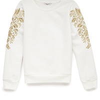 Fancy Girl Sweatshirt (Kids)