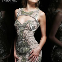 Mini Backless by Sherri Hill