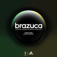 adidas Brazuca Official Matchball