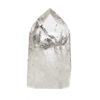 Love, Adorned : BRAZILIAN QUARTZ CRYSTAL POINT