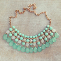 MINT SUGAR NECKLACE