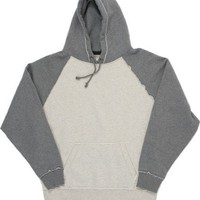 J. America Vintage Heather Hooded Sweatshirt. 8885