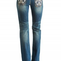 DAKOTA BOOT DECO PREMIUM JEANS