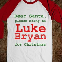 Luke Bryan for Christmas