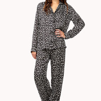 Spot-On Leopard PJ Set