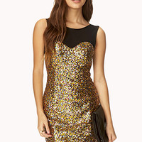 Bombshell Sequined Dress