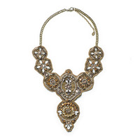 20'S STYLE DIAMANTE NECKLACE