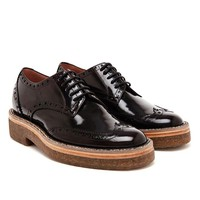 DRIES VAN NOTEN | Patent Leather Brogues | Browns fashion & designer clothes & clothing