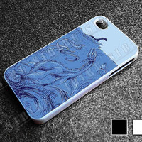 Loch Ness Monster for iphone 4/4s case, iphone 5/5s/5c case, samsung s3/s4 case cover in sibiru