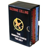 The Hunger Games Trilogy Box Set by Suzanne Collins (Hardcover)