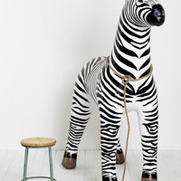 Oversized Inflatable Zebra - Urban Outfitters