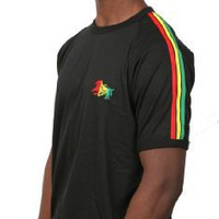 rasta4real Rasta Lion of Judah T-Shirt