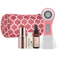 Sephora: Clarisonic : Aria™ Sonic Skin Cleansing System With Josie Maran Set : facial-cleansing-brushes