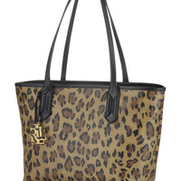 Kids' | Handbags | Leopard-Print Shopper Tote Bag | Lord and Taylor