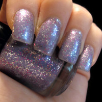 Lavender Nights Fragranced Nail Polish